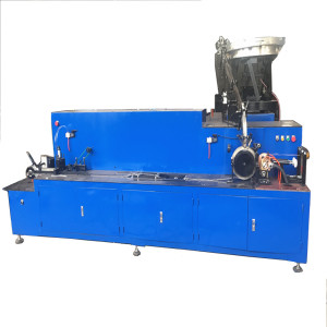 High Speed HOT selling low price automatic coil wire nail making machine