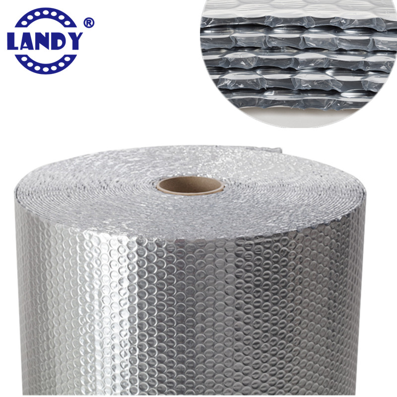 Fireproof aluminum foil rigid lowes fire resistant heat insulation material at lowes,double bubble foil insulation