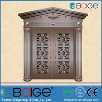 Buy Unique Home Designs Copper Security Door In China On Alibaba.com Part 92
