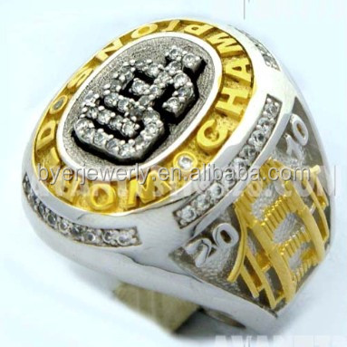Replica champions rings jewelry wholesale MLB 2010 SF ring award custom