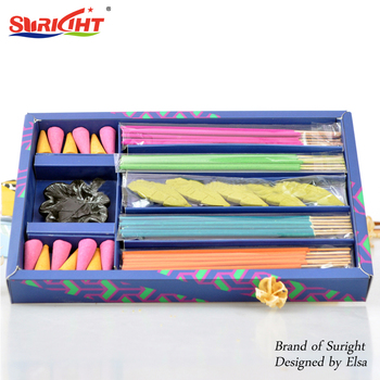 Wholesale Colorful Incense Sticks For Gift Set