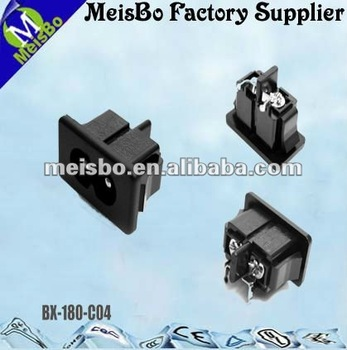 25A Or 5A Electric Multiple Socket Outlet 2 Round Hole