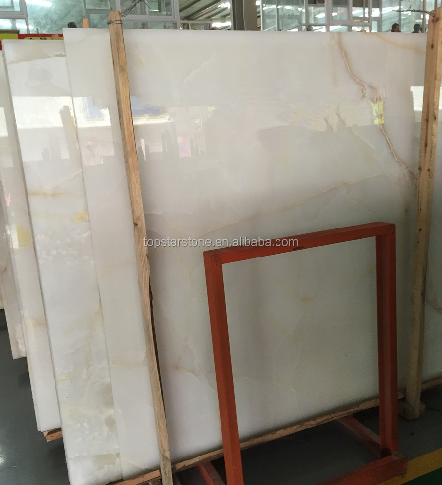 Iran Imported white onyx marble