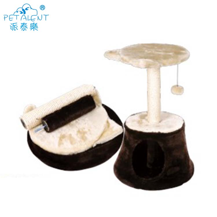 Competitive price of Cat scratching tree/sisal cat tree