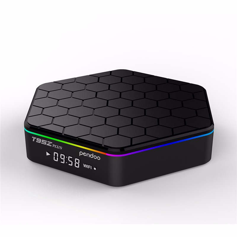 H.265 Smart Android TV Box Pendoo T95Z plus amlogic s912 2GB DDR3 16GB EMMC Android 6.0 TV Box