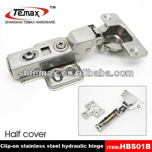Nueva SS304 insertar hidráulico Brass buffer muebles cocina puerta ...