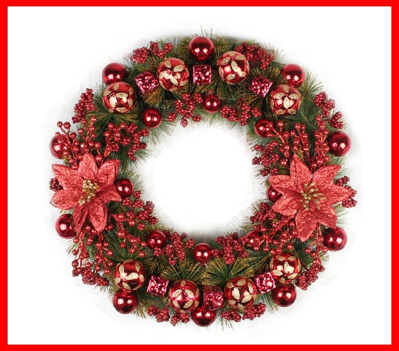 Christmas Deco Mesh Wreath 2015 Unique Bulk Christmas Decoration