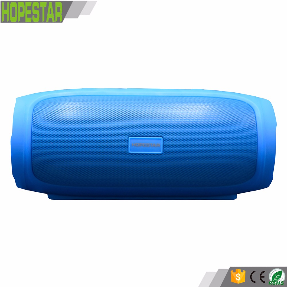 HOPESTAR H14 RoHS Mini Bluetooth Speaker Outdoor Wireless Portable Subwoofer Bass Sound PowerBank Loudspeaker box Factory sale