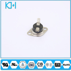 Bimetal Thermostat For Water Boilers High Limit Thermostat Control Temperature UL TUV