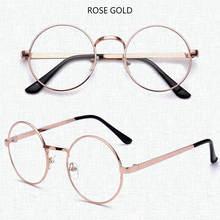 Высококачественная оправа для очков, прозрачная оправа для очков, круглая оправа для очков, оправа для очков/оптических очков для женщин/му...(Китай)