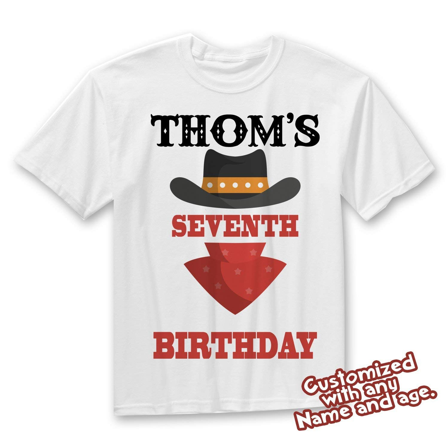 8cd3c4fc3 Get Quotations · Birthday Shirt, Western Birthday, Cowboy Birthday Shirt,  Cowboy Party, Western Theme party