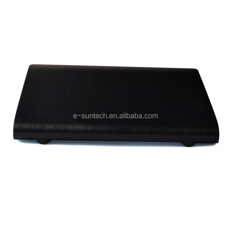 USB 3.0 Blu-ray external dvd rw drive enclosure case with Cool Streamlined appearance