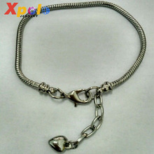 Fashion Hand Snake Chain Copper Unscrew Bracelet Jewelry for Mothers Day