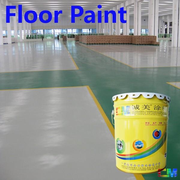 Best Chemical Resistance Factory Industrial Epoxy Floor Paint Manufacturer
