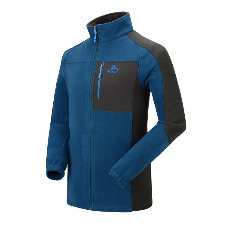 Durable Water Repellency Windblock Fleece Jacket View Windblock