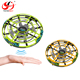 2019 New Interactive Hand Motion gesture Control Height Hold RC Hands free Drone with Obstacle Avoidance Sensor Throw to Fly