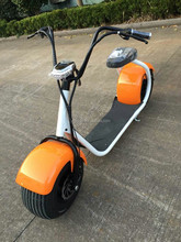 18 inch 60v 800w 1000w big tyre self balancing electric scooter/electric fat tire bike/chopper e bicycle