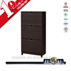 STEELITE free standing iron shoe rack / large shoe storage cabinets