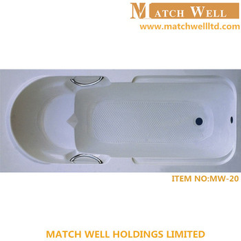 Portable Small Galvanized Steel Enamelled Steel Bathtub With Seat For  Children And Adults