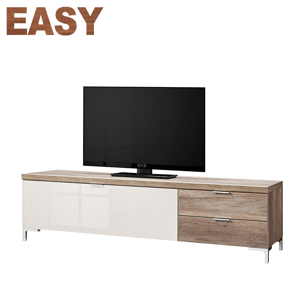 Woonkamer meubels gloss wit tv stand tv showcase tv kast moderne