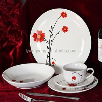 modern japanese ceramic dinnerware/Gold design square porcelain tableware/royal ceramic dinner set square & Modern Japanese Ceramic Dinnerware/gold Design Square Porcelain ...