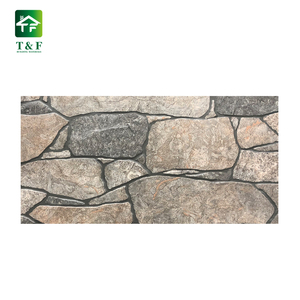 matte finish antique wall ceramic tiles non slippery bathroom stone look acid resistant ceramic tiles