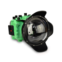 Seafrogs New Style Waterproof Housing Cover 40m Underwater Diving Camera Case for Sony A7R III