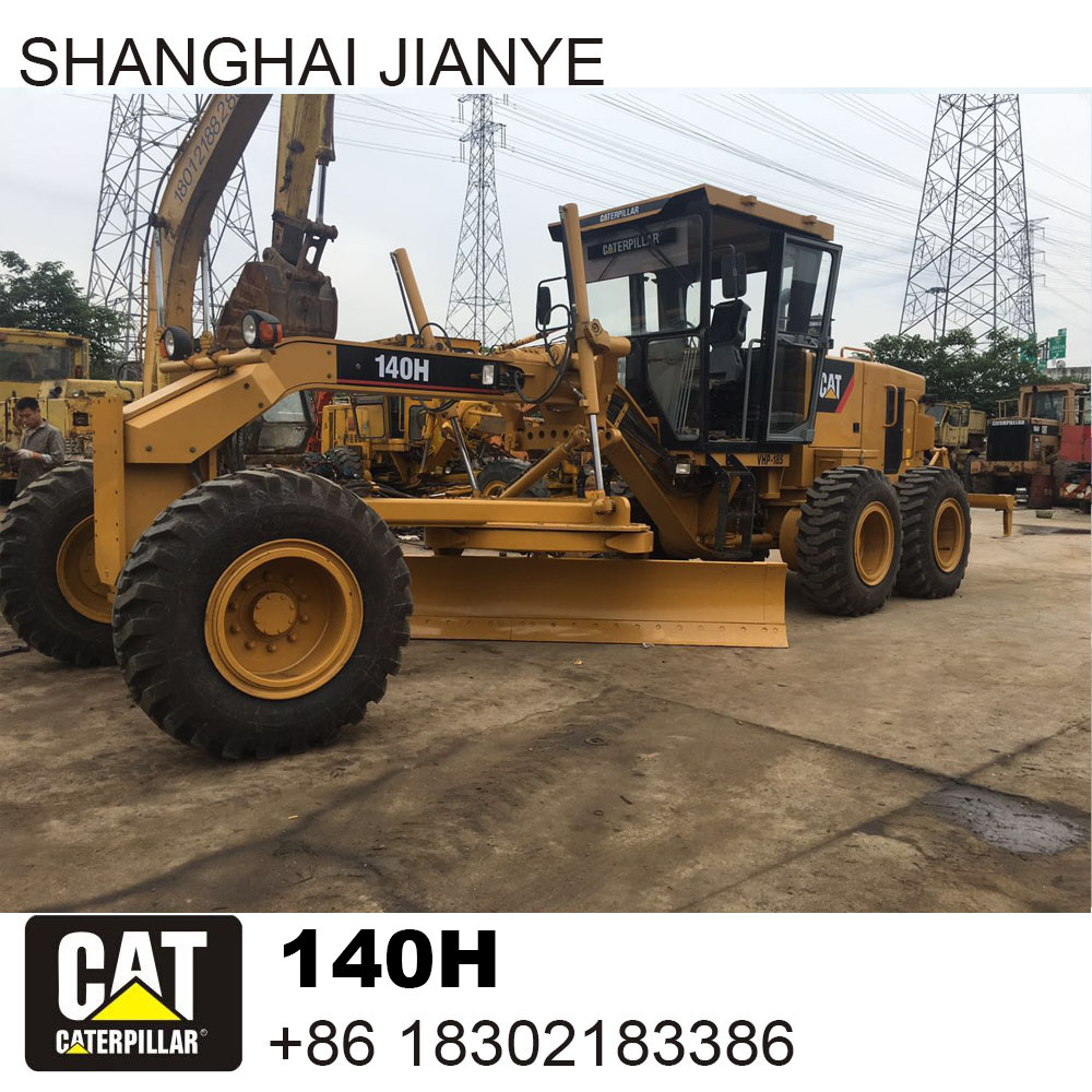 Used Caterpillar 140h / 14h /14g Motor Grader For Sale - Buy 140g Motor  Grader Caterpillar Used Grader,Caterpillar 140g Motor Grader,Cat 140h Motor