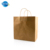 Trendy Customized Logo Recycled Gift Handle Craft Paper Bags