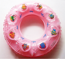 Factory inflatable pvc colourful cartoon children /baby swimming ring/boat/pool floating toys