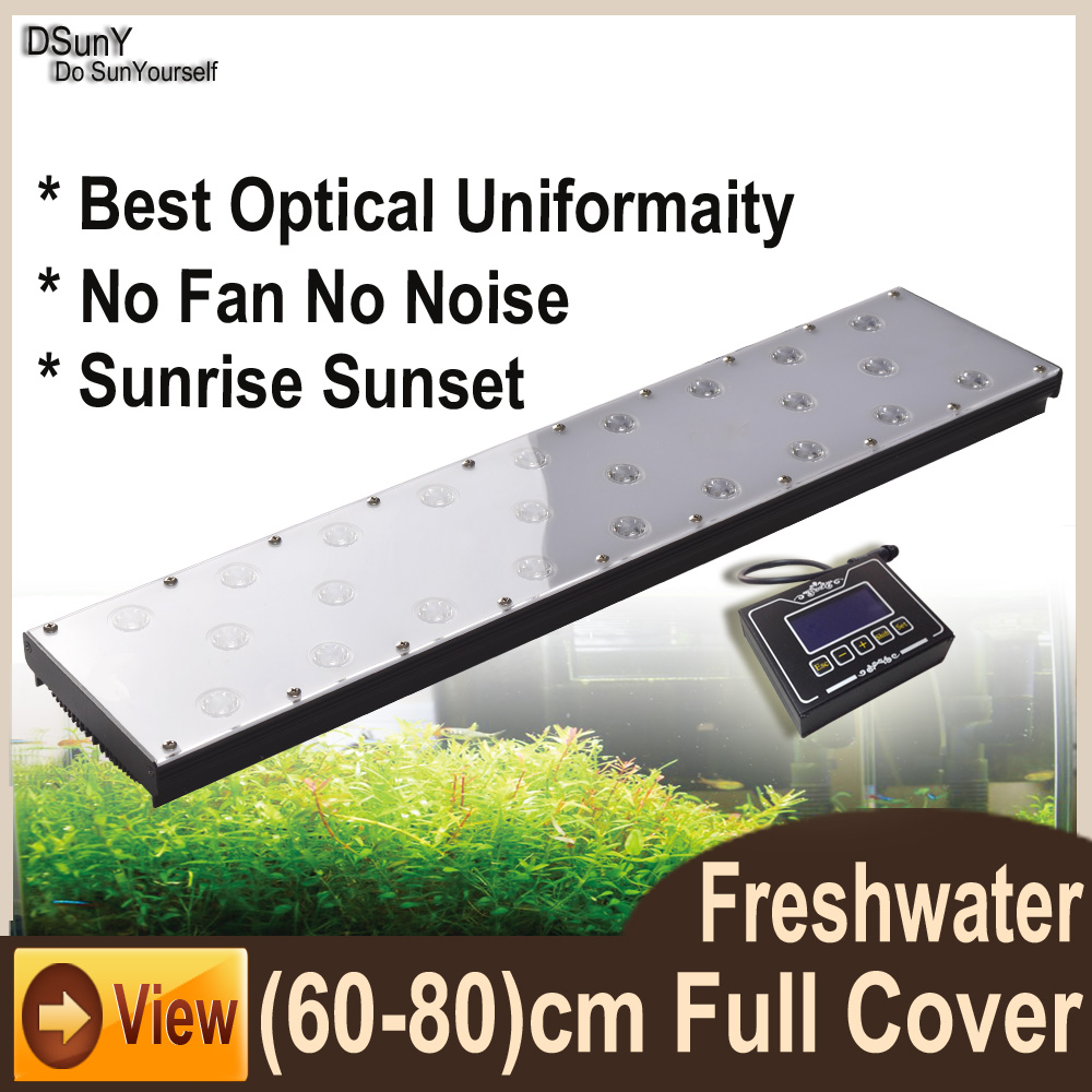 Freshwater fish tank equipment - Dsuny Freshwater Strong Fish Strong Supplies Led Dimmable Aquarium Equipment For