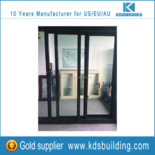 ASEAN Style Automatic Sliding Door with Optional Glass Design