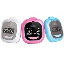 Kids Cute Bluetooth Smart GPS Wrist Watch UPro5 Location Tracker Remote Monitor Wristwatch Child Anti Lost Clock GSM Phone
