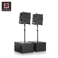 "VERA 10 pro dj line array powered active 10 ""array with calss-D and amplifier DSP"