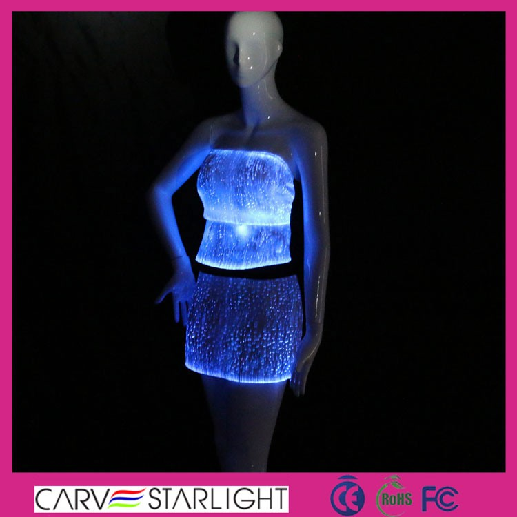 2016 Creative Led Lighting Modern Cheer Dance Performance Costumes ...