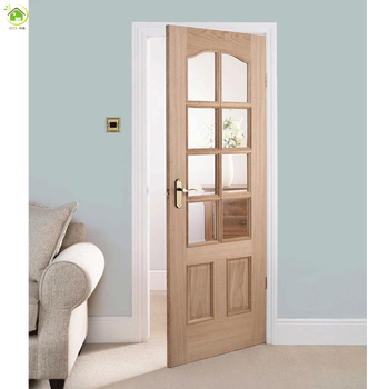 Plain Solid Wood Interior Door Design, Solid Wooden Door Fancy Doors