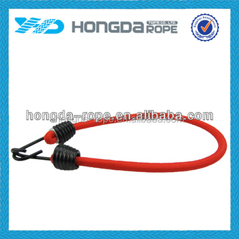 6mm Elastic Rope With Two Hooks 8mm Bungee Pp Flat Cord 10 Mm Rubber  Elastic Cord - Buy Elastic Rope 6 Mm,8mm Bungee Pp Flat Cord,Elastic Flat  With