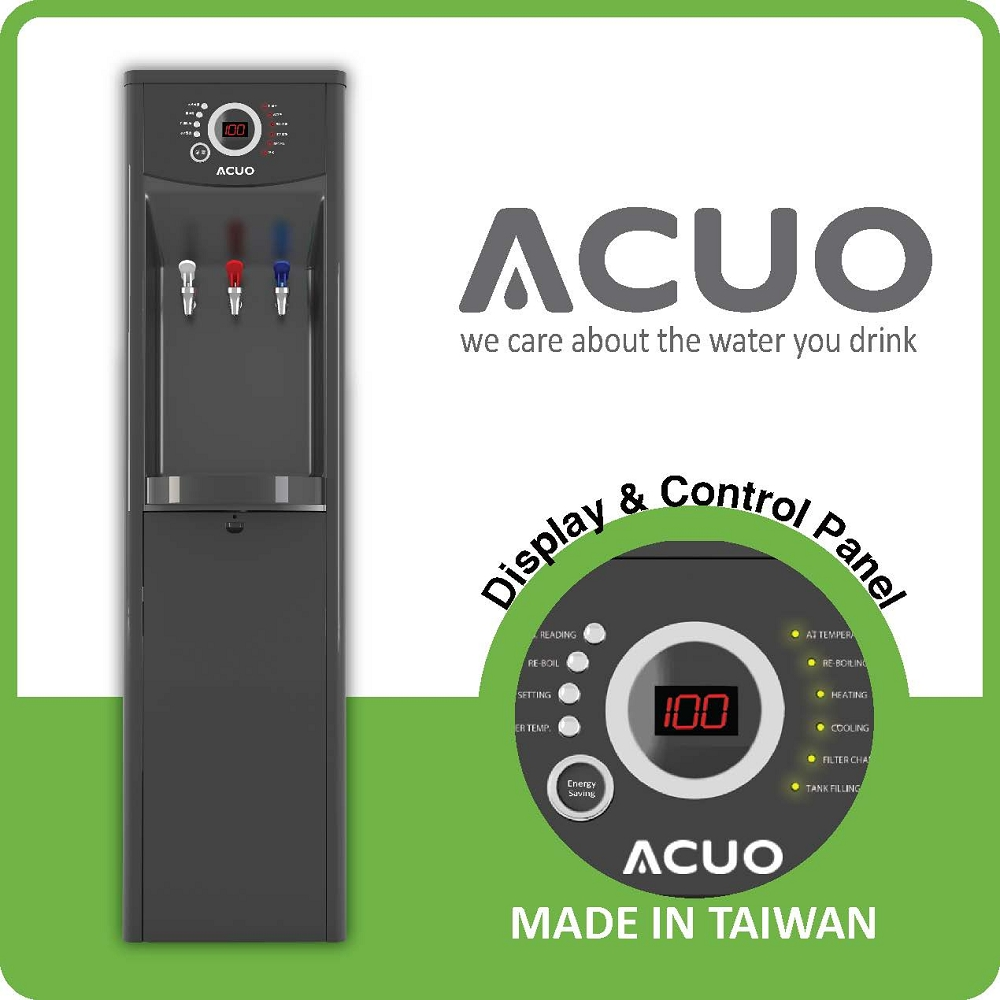 manufacturer supplier quality hot & cold & warm water dispenser
