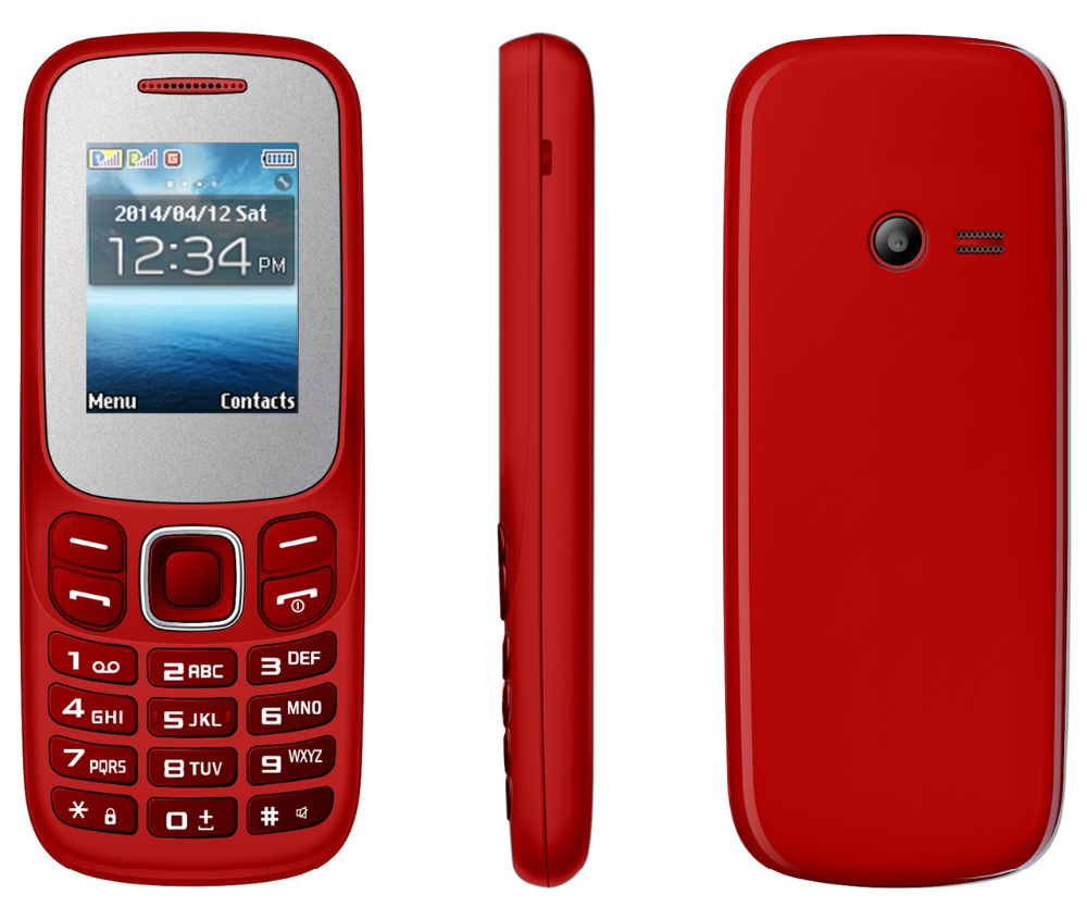 cheap product mobile phone gsm support bluetooth, FM radio, facebook