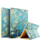 color printing pu leather case for ipad air cover leather housing