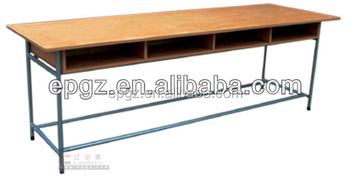 school exam desk table triple antique school desk antique drafting tables