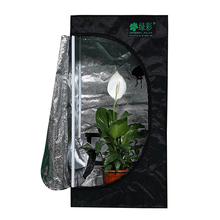 Green Fllm 100% Top Factory Supplier Eco- friendly PEVA Hydroponic Grow Tent with 600D Fabric Green Room Customized Size