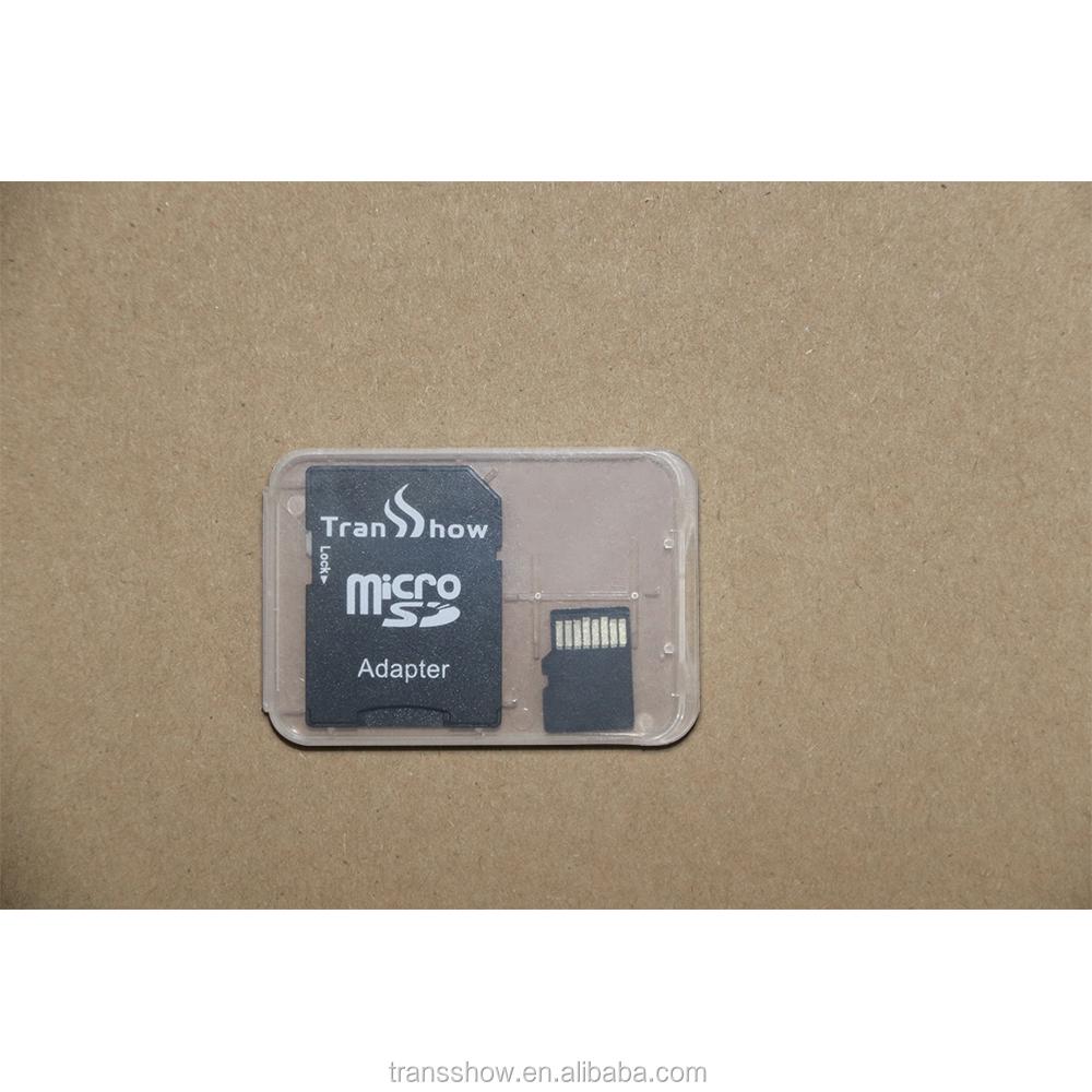 64 GB Clase 10 tarjeta de memoria TF Tarjeta de la cámara del coche del teléfono celular de la Mesa