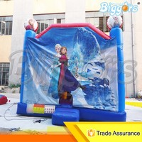 4 in 1 Cartoon Theme Inflatable Bouncy Castle Inflatable Jumping Castle Combo