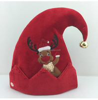 2015 Hot Selling Christmas Hat/Promotional Christmas Santa Claus hat