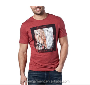 custom size and logo full-size men's printing t-shirts