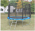 Cheap kids outdoor gymnastics commercial bungee trampoline for sale