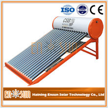 High Performance heat pipe latest design flat plate solar collector prices