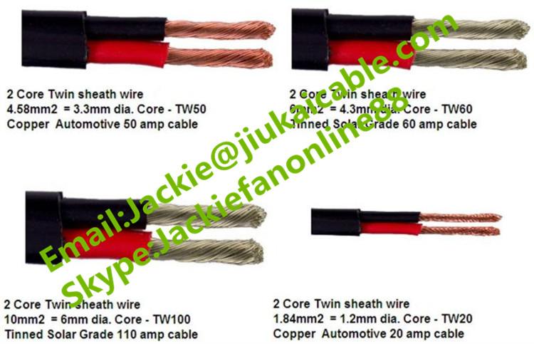 Australia Twin Sheathed Marine Grade/auto Cable,Uv Resistant - Buy ...