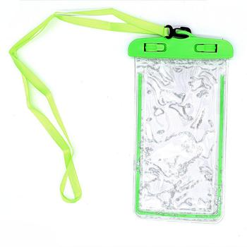 Cheap wholesale Sports Swimming mobile phone pouch case PVC Waterproof Cell Phone Bags